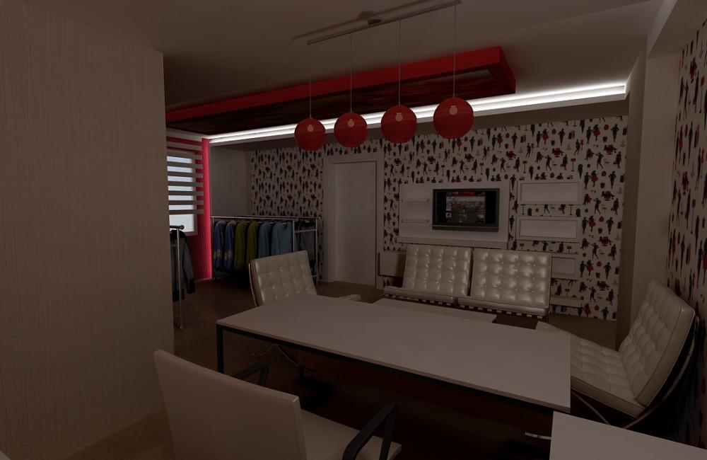 Ali Küçük Ev Projesi