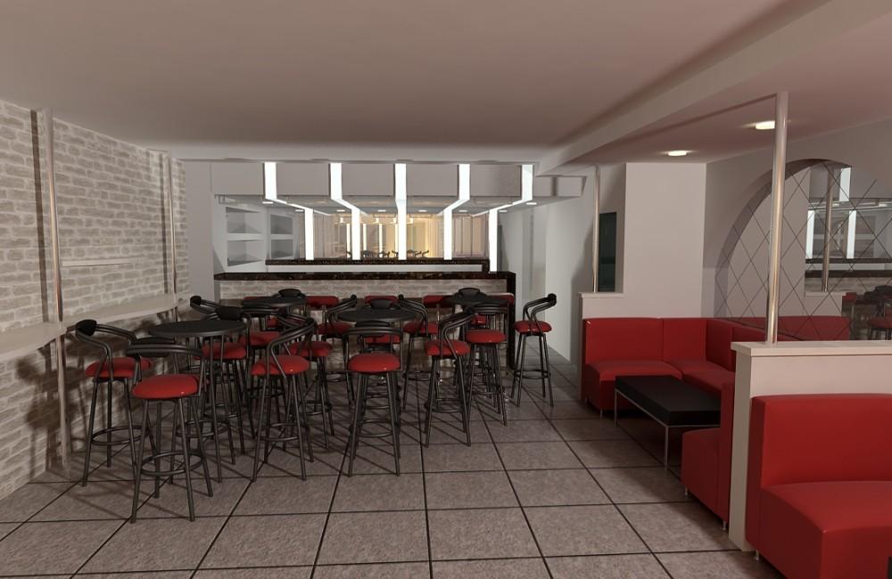 Bella Otel Disko Projesi
