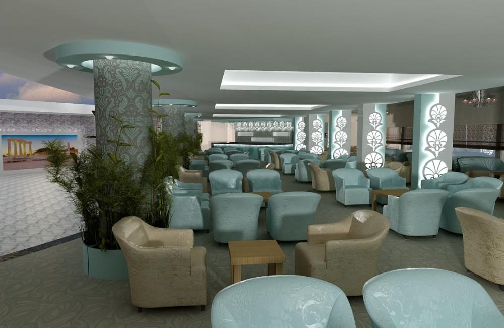 Saray Hotel Projesi