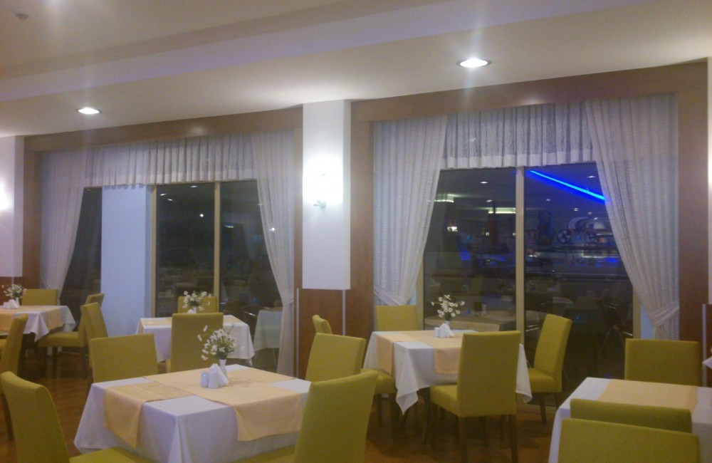 Side Breeze Hotel Projesi