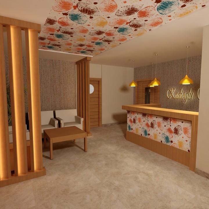 Liberty Hotel Spa Projesi