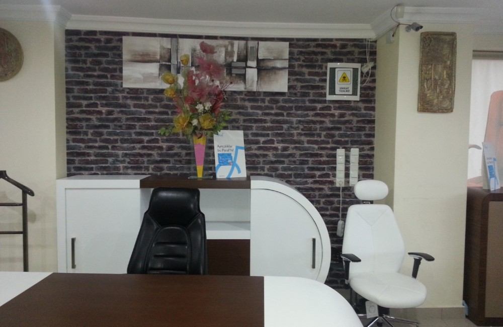 Bürosaray Mağaza Projesi