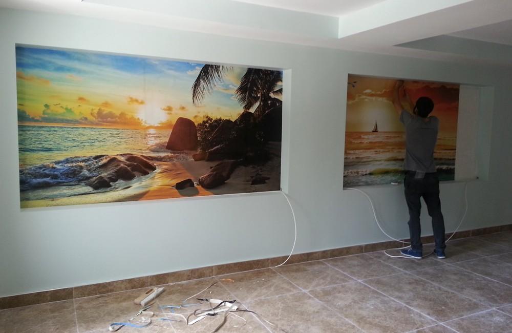 Sandy Beach Projesi
